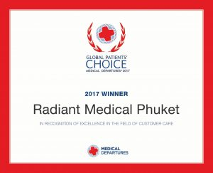 Medical Departures Award 2017