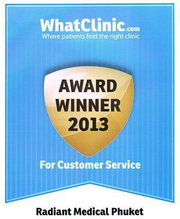 award winner 2013 by whatclinic