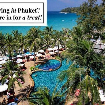 Staying In Phuket For a While? You're In For a Treat :-)