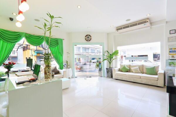 Healthy Skin Clinic Reception 1