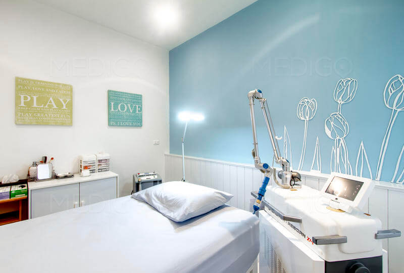 Healthy Skin Clinic Room 2 Focus