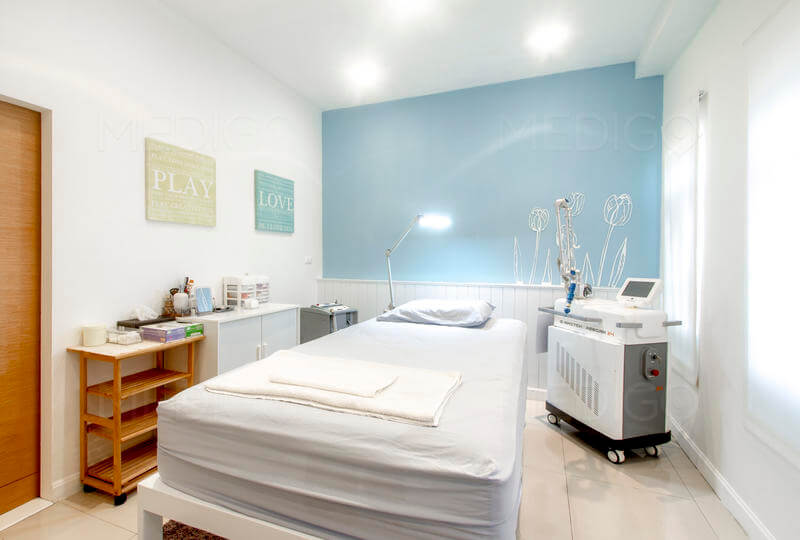 Healthy Skin Clinic Room 2 Wide