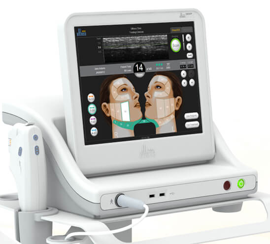 ultherapy ultrasound machine