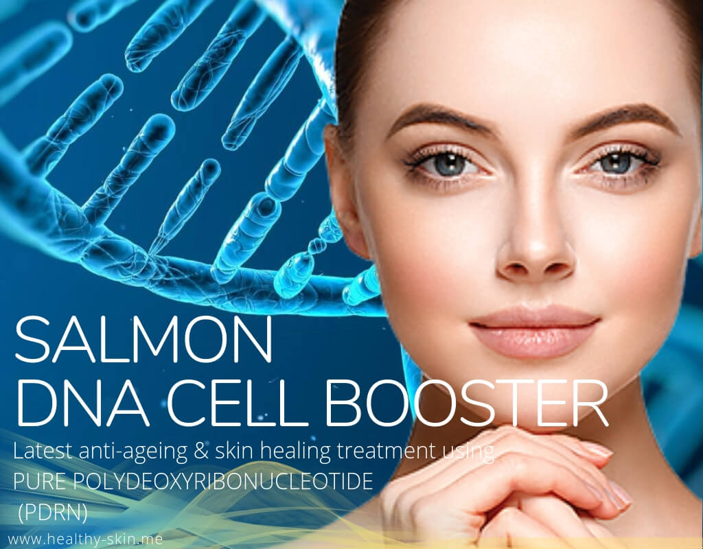Salmon DNA Cell Booster