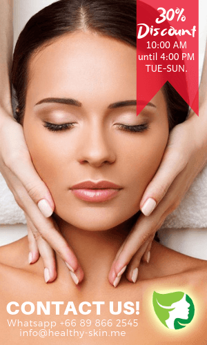 facial treatment promo
