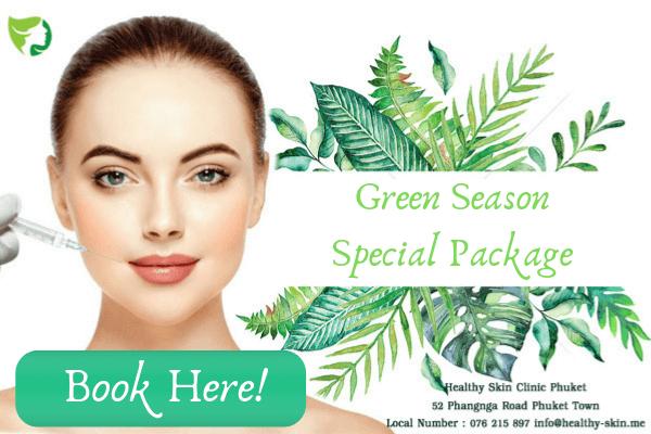 Green Season Special Package