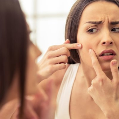 6 Reasons Why Not to Pop that Pimple